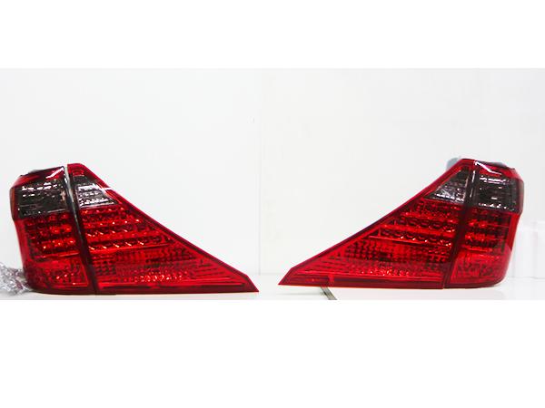 トヨタ20系アルファード純正LEDテールランプ 一式 2017/12/02買取