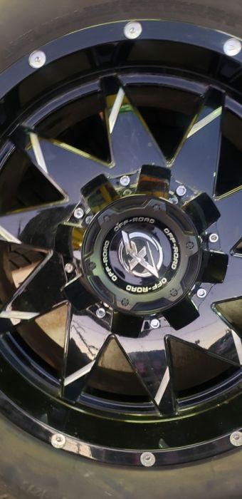 VW クロスポロ用 17インチ入荷