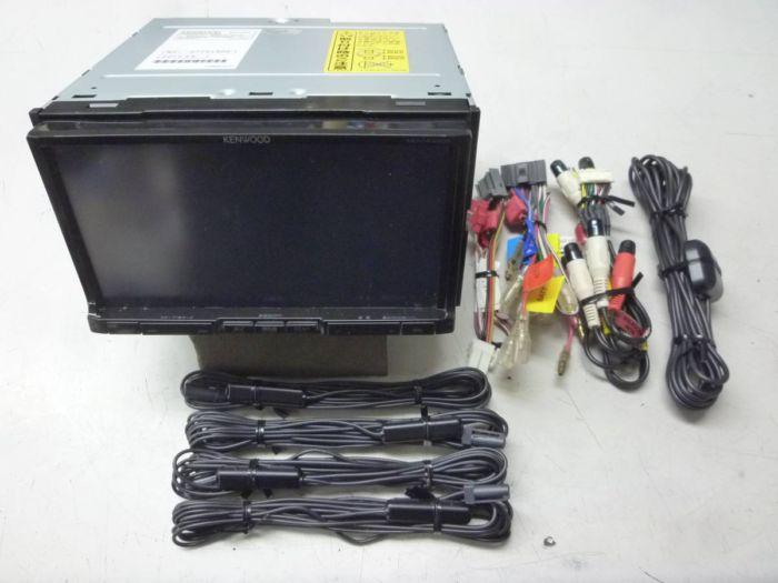 KENWOOD ケンウッド SD AVナビゲーション MDV-535DT ジャンク フルセグTV