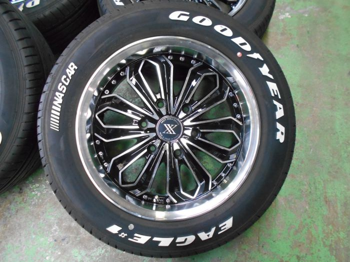 ZERO BREAK X / GOODYEAR NASCAR 17インチ
