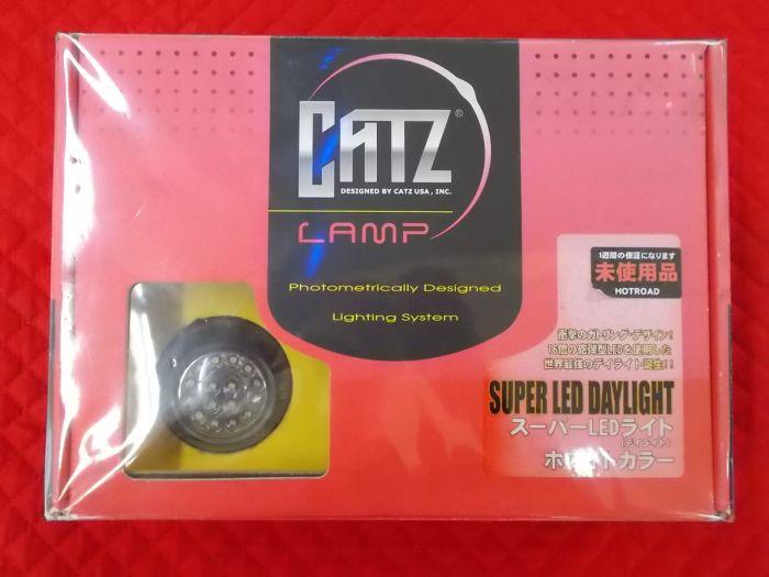 未使用品 CATZ LEDデイライト ホワイト