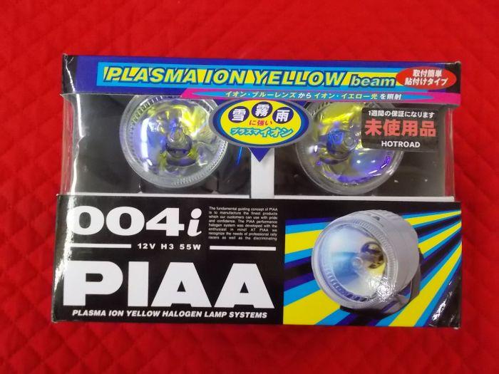 未使用品 PIAA プラズマイオンイエロー フォグ