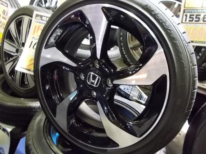 S660 純正タイヤホイールセット