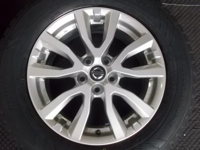 【新品スタッドレス+中古ホイール】トーヨー トランパスTX 215/60R16 16インチアルミセット 4本
