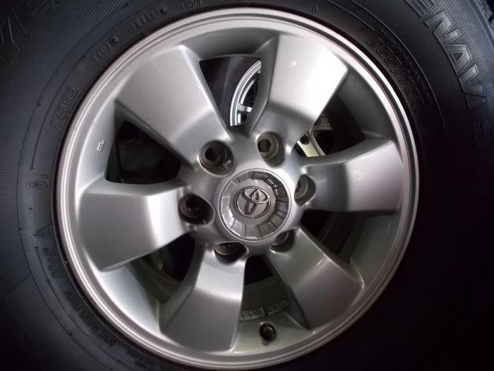 【中古スタッドレスセット】グッドイヤー ICENAVI SUV 265/70R16 16インチ6H139.7アルミセット4本
