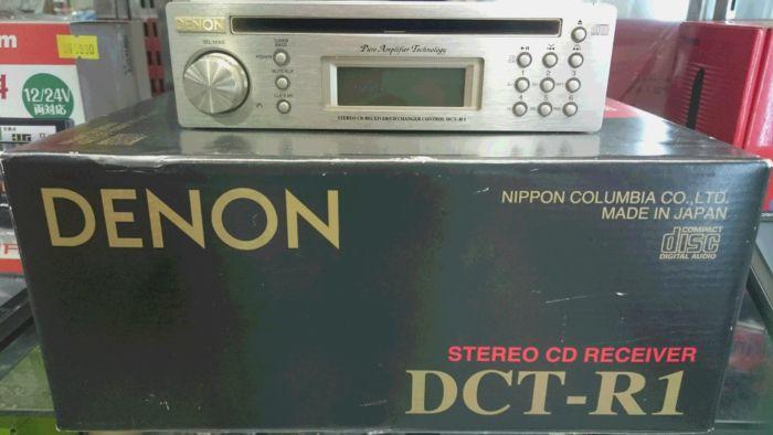 DENON DCT-R1 中古品