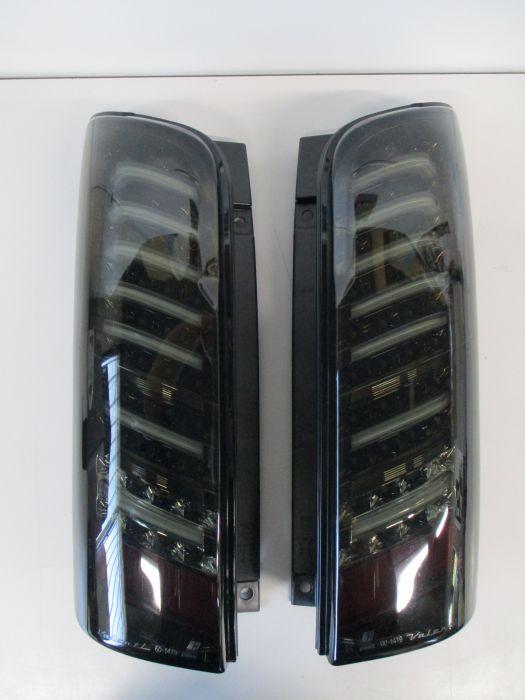 NV350キャラバン ヴァレンティ フルLEDテール !!