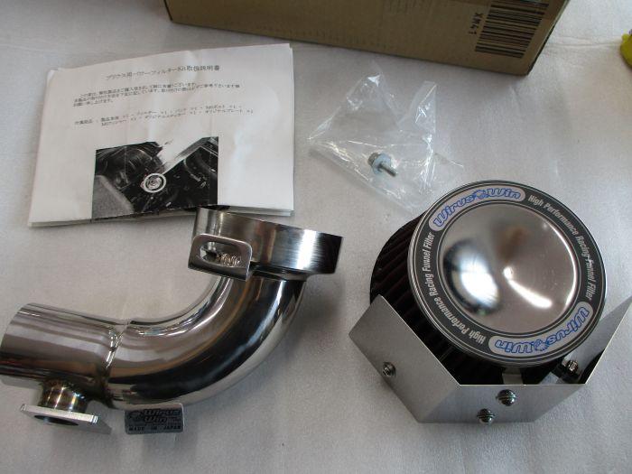 トヨタ 30プリウス用 パワーフィルター Kit  未使用品