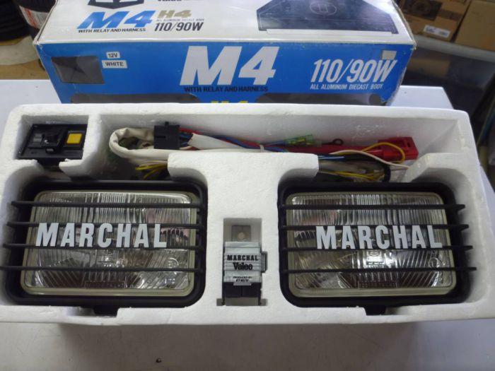 MARCHAL マーシャル M4 フォグランプ H4 110/90W 中古扱い FET