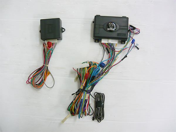 VIPER 330V セキュリティー+516U ボイスモジュール  純正キーレス連動モデル 保安基準対応 バイパー