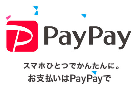 Pay Pay始めました!!  長久手店