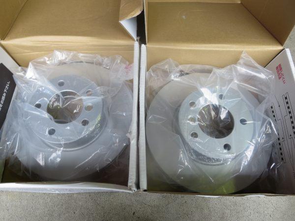ディクセル DIXCEL ブレーキローター フロント用 PDタイプ1214643 BMW E90 E91 318i 320i 325i E87 120i E89 Z4 20i 23i 未使用品