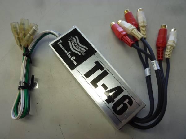 BeatSonic ビートソニック トランデューサーラインケーブル TL-46 6ch 中古