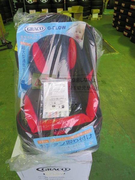 GRACO グレコ G-FLOW レッド 67194 新生児~4歳頃 未使用品
