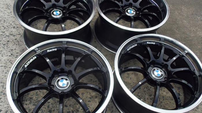 【深リム】 アドバンレーシング RS-D 19インチ 8.5J/9.5J BMW 3シリーズ ADVAN Racing