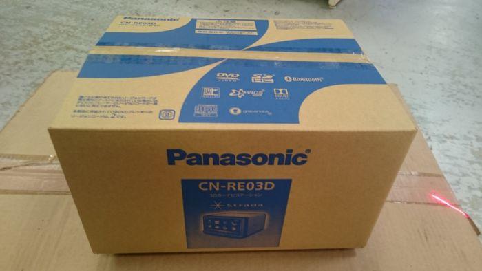 パナソニック CN-RE03D 未使用品